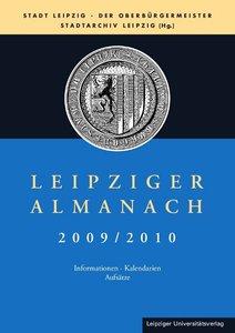 Leipziger Almanach 2009/2010