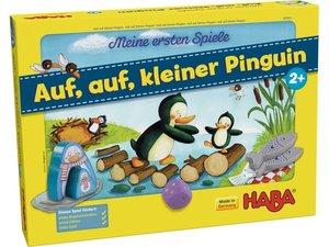 Meine ersten Spiele - Auf, auf, kleiner Pinguin!