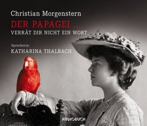 Der Papagei ... verrät Dir nicht ein Wort
