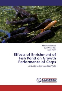 Effects of Enrichment of Fish Pond on Growth Performance of Carp