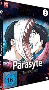 Parasyte -the maxim- DVD 3