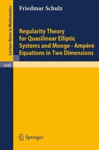Regularity Theory for Quasilinear Elliptic Systems and Monge - A