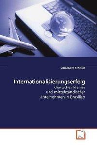 Internationalisierungserfolg