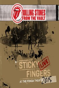 From The Vault: Sticky Fingers Live 2015 (DVD+3LP)