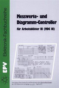 Elektronik 3. Grundschaltungen. Messwerte- und Diagramm-Controll