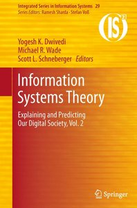 Information Systems Theory