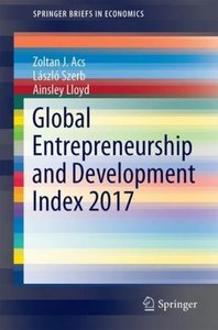 Global Entrepreneurship and Development Index 2017