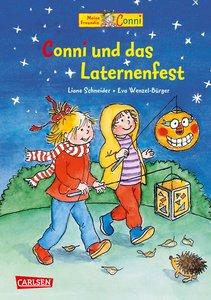 Conni-Bilderbücher: Conni und das Laternenfest
