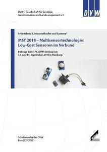 MST 2018 - Multisensortechnologie: Low-cost Sensoren im Verbund