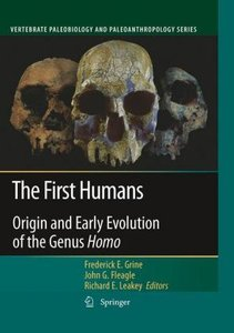 The First Humans