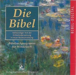 Die Bibel. Einheitsübersetzung. Gesamtausgabe. CD-ROM für Window