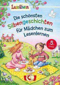 Leselöwen - Das Original: Die schönsten Silbengeschichten für Mä