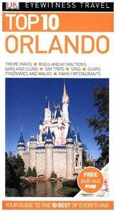 DK Eyewitness Top 10 Travel Guide Orlando