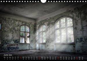 Lost Places HDR Beelitz II (Wall Calendar 2020 DIN A4 Landscape)