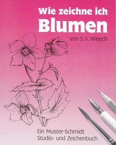 Wie zeichne ich Blumen