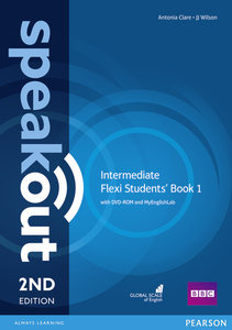 Speakout Intermediate Flexi Students' Book 1 Pack