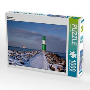 Westmole 1000 Teile Puzzle quer
