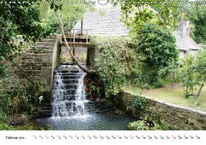 Bezauberndes - Mystisches Devon Dartmoor, S?dengland (Wandkalend