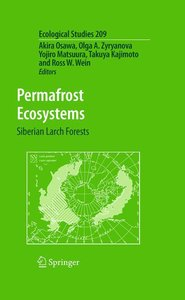 Permafrost Ecosystems
