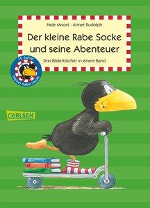 Der kleine Rabe Socke und seine Abenteuer