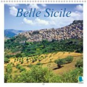 Belle Sicile (Calendrier mural 2015 300 × 300 mm Square)