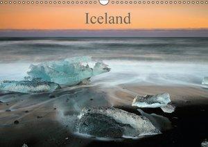 Iceland, UK-Version (Wall Calendar 2015 DIN A3 Landscape)