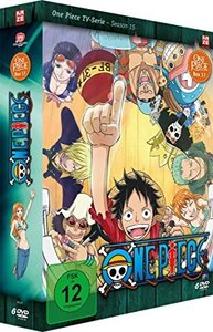 One Piece - TV-Serie - Box 17 (Episoden 517-545)