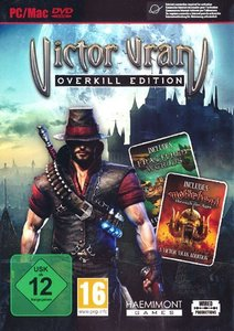 Victor Vran-Overkill Edition (PC-DVD)