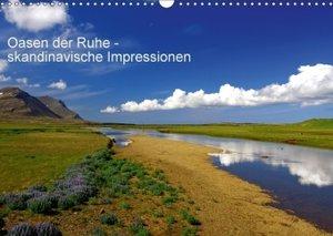 Oasen der Ruhe - skandinavische Impressionen