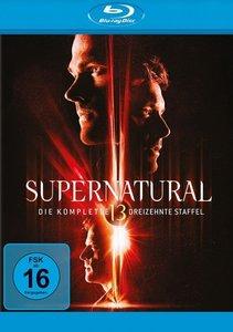 Supernatural: Die komplette 13. Staffel (4 Discs). Staffel..13,