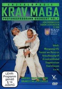 Krav Maga Prüfungsprogramm Grüngurt Vol.
