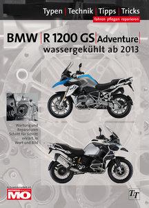 BMW R1200GS wassergekühlt Typen-Technik-Tipps-Tricks