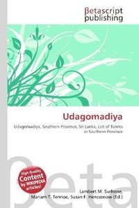 Udagomadiya