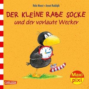 Maxi-Pixi Nr. 231: VE 5 Der kleine Rabe Socke und der vorlaute W