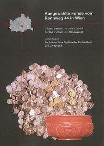 Ausgewählte Funde vom Rennweg 44 in Wien