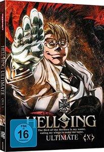 Hellsing Ultimative OVA Vol. 10 - DVD (Mediabook)
