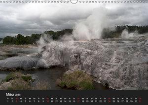Neuseeland - Atemberaubende Landschaften (Wandkalender 2019 DIN