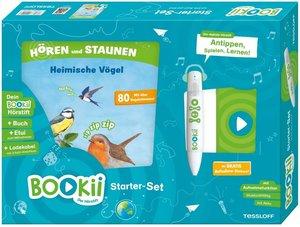 BOOKii® Starter-Set. Hören und Staunen Heimische Vögel