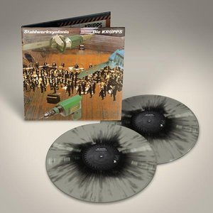 Stahlwerksynfonie (Limited Grey/Black Splatter Vinyl)