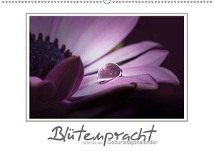Blütenpracht, nicht nur ein Geburtstagskalender (Wandkalender 20