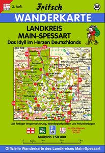 Main-Spessart 1 : 50 000