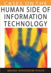 Cases on the Human Side of Information Technology