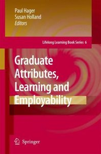 Graduate Attributes, Learning and Employability