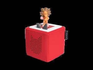 Toniebox mit Löwe Rot