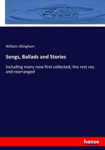 Songs, Ballads and Stories