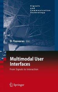Multimodal User Interfaces