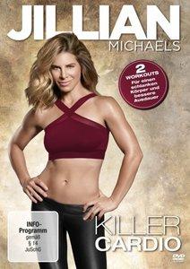 Jillian Michaels - Killer Cardio, 1 DVD