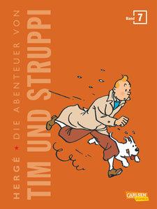 Tim und Struppi Kompaktausgabe, Band 7