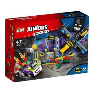 LEGO® Juniors 10753 - Der Joker und die Bathöhle, Konstruktionss