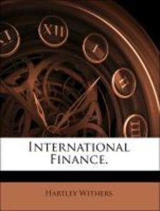 International Finance.